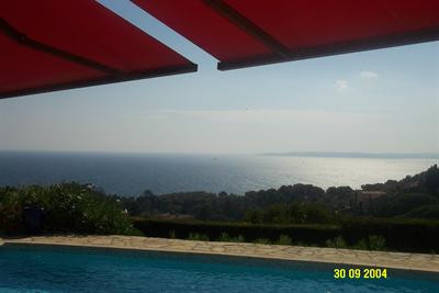 Vacation rental house / villa Les issambres 6625€ - Picture 2