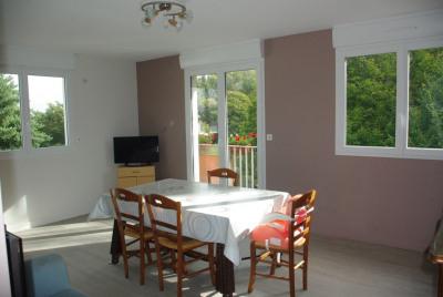 Appartement Quimper centre type 3 de 83 m²