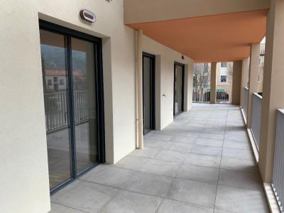 T3 62m² - terrasse 40m² - tholonet - neuf -grand standing