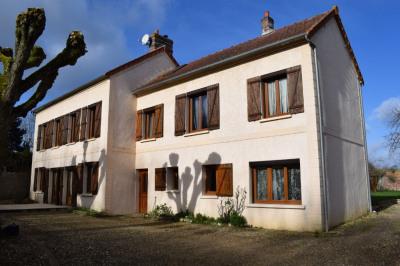 Maison bonnières sur seine - 7 pièce (s) - 203 m²