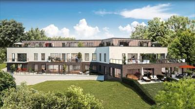 Appartement grand standing, 144,11 m² - Mont St Aignan (76130)