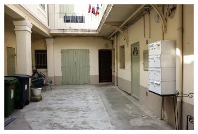30000 nimes - a 5 minutes a pied du centre - p3 a rénover 66 m²