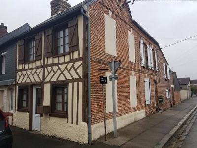 Maison située dans le secteur de Grandvilliers