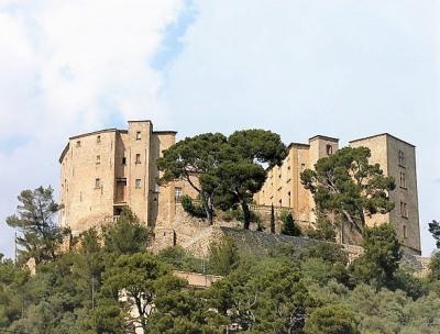 Appartement de 76 m² au château de Meyrargues