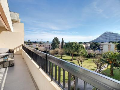 Villeneuve-Loubet / Toit terrasse Appartement 3 pièces