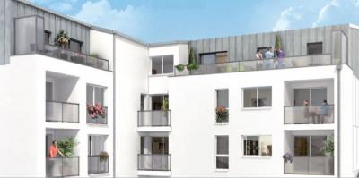 Appartement Nantes 2 pièce (s) 40.3 m²