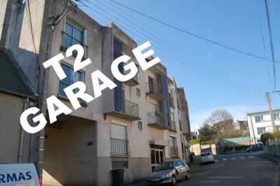 appartement T2 avec garage