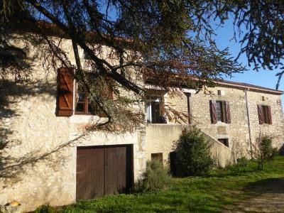 Fermette quercynoise Puy l'Eveque