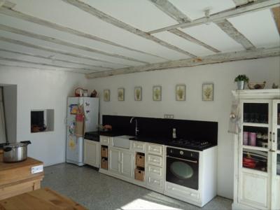 Longère POUANCE - 10 pièce (s) - 200 m²