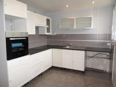 Appartement 60 m² avec cour
