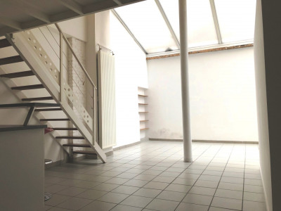 Atelier Loft Métro Belleville