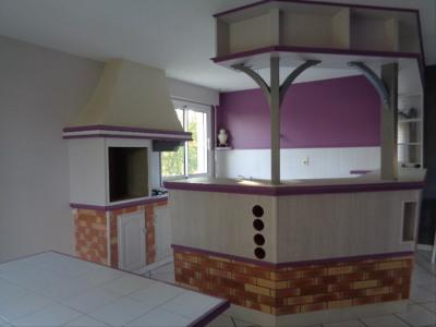 Maison sur sous-sol ISSE - 4 pièce (s) - 108.77 m²