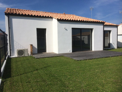 Maison Neuve SALLERTAINE 4 pièce (s) 96.30 m²