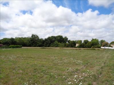 Terrain constructible soullans - 405 m²