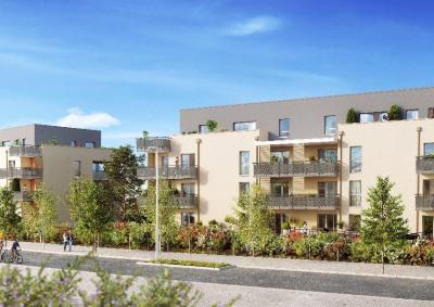 Appartement L Isle D Abeau 2 pièce(s) 41.92 m2