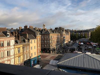Appartement Rouen F3 82 m² avec terrasse SUD