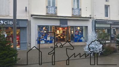 CESSION DE DROIT AU BAIL. Local commercial rue Clémenceau