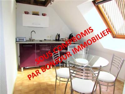 Bel appartement T1 rénové - Résidence avec ascenseur proche des