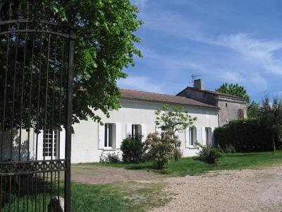 Charente house 14 rooms