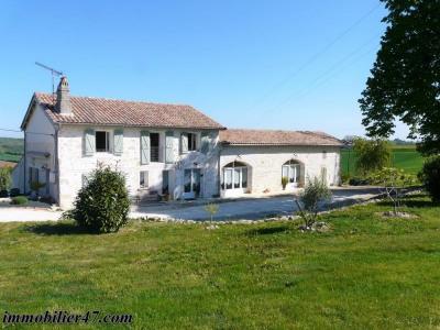 Maison de campagne prayssas - 8 pièce (s) - 245 m²