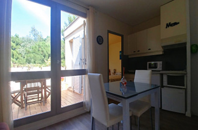 Appartement T2 avec terrasse, proche plages d'Argeles-sur-Mer