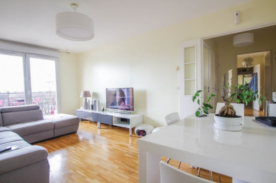 Appartement Asnières Sur Seine 3 pièce (s) 62.10 m²