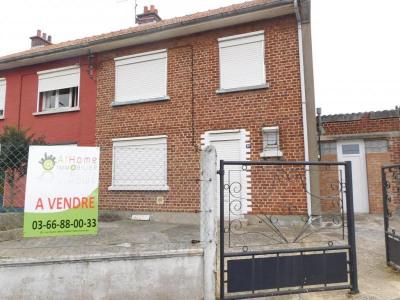 Vente maison - 80 m² - 4 pièces - 59770 marly