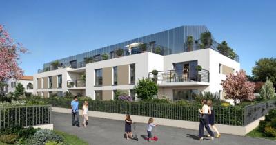 Appartement Saint Sébastien Sur Loire 3 pièce (s) 64.41 m²