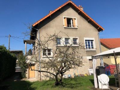 Maison sur sous-sol total à 3 mn du centre de Brétigny sur orge