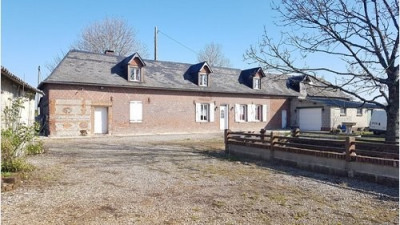 Maison située entre Aumale et Neufchâtel