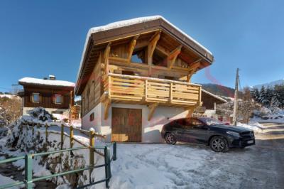 Megeve Mont d'Arbois Planellet - chalet neuf 3 Chambres
