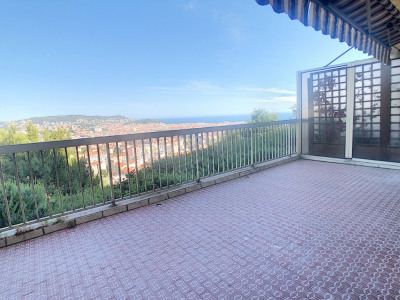 Nice 2 pièce (s) 38 m² terrasse 25m²