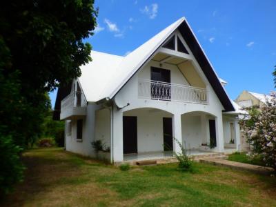Maison F5 avec garage