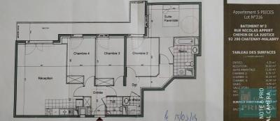 5 pièces chatenay malabry - 5 pièce (s) - 95.85 m²