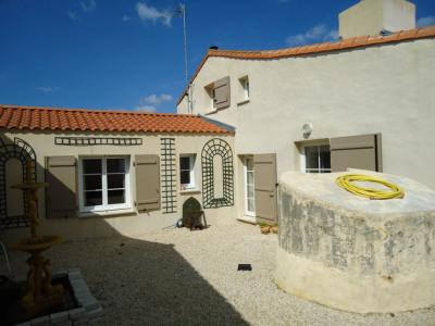 Maison La Chapelle Achard 4 pièce (s) 89 m²