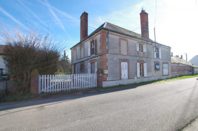 Corquilleroy bourg