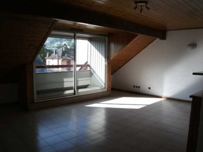 Appartement à louer à Sallanches