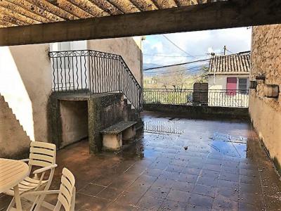LA ROQUE D ANTHERON centre ancien maison village 250 m2 T1 +T6