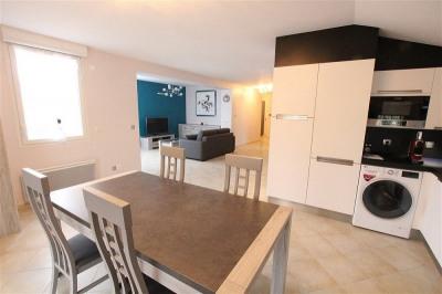 Grand Appartement climatisé 85 m² à Bourgoin Jallieu, neuf