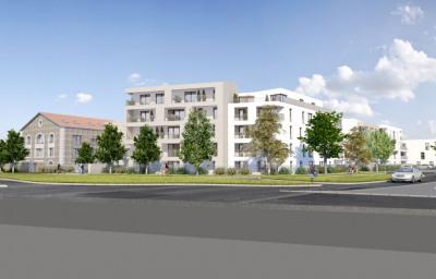 Appartement La Rochelle 3 pièce(s) 64.32 m2