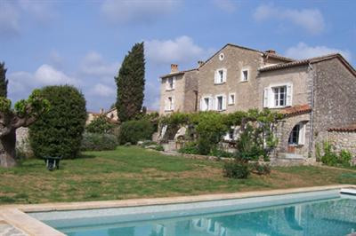 Deluxe sale house / villa Saint-paul-en-forêt 1200000€ - Picture 1