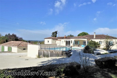 Villa ste livrade sur lot - 4 pièces - 120 m²