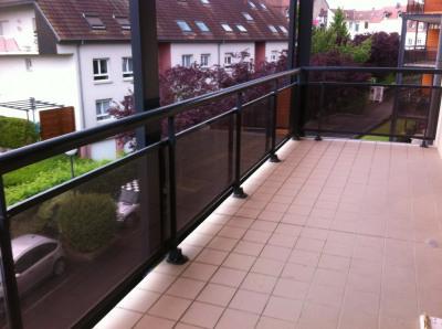 Appartement Riedisheim 2 pièce (s) 50.49 m²