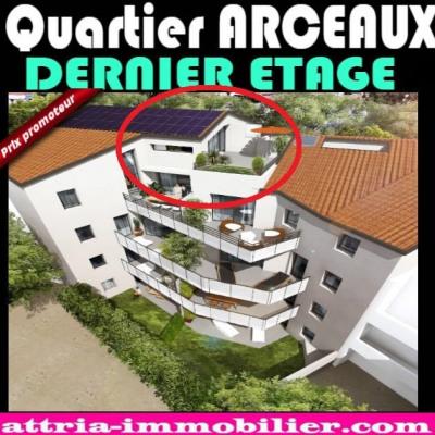 Produit d'investissement appartement Montpellier