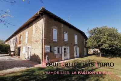 Ferme rénovée bourg st bernard - 10 pièce (s) - 625.7 m²