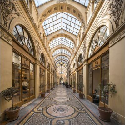 Boutique Galerie Prestigieuse 75002 Paris
