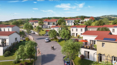 Vente appartement Vaugneray