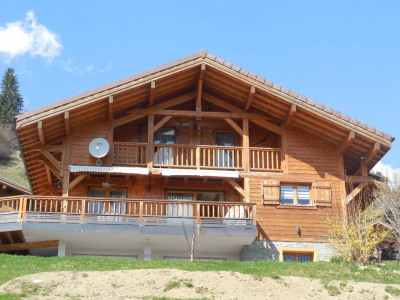 Vente maison / villa Manigod