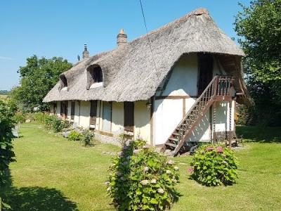 Maison située entre Aumale et Neufchâtel en Bray