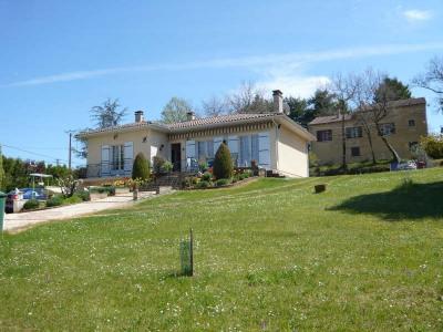 Villa 6 rooms Sauvetterre la Lemance